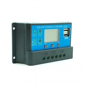 SF015 LEA – Solar Charge Controller PWM LCD/USB  12/24V 20Amps
