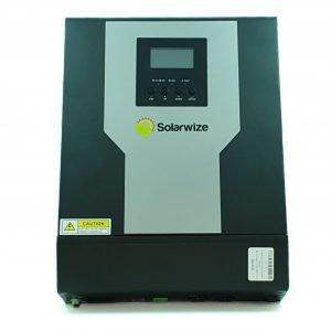 SA070 Solarwize – Hybrid Inverter Pure Signwave  PWM 3KVA/2400W 24V 50Amp