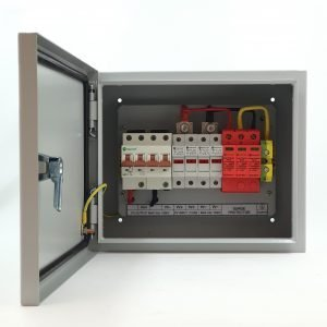 PR Protection – Solar Power  PV Combiner Box  2in 1out