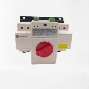 PR Protection – Automatic Change Over Switch. 2 Pole 230 Volts  63 Amps